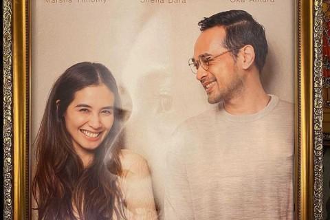 Oka Antara Bocorkan Film  Noktah Merah Perkawinan