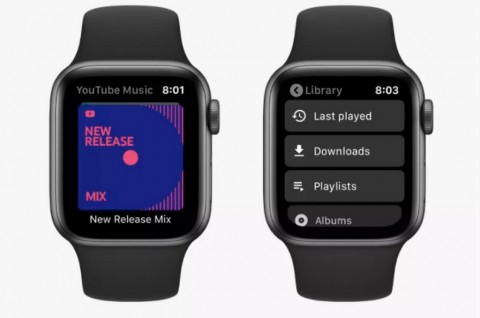 Aplikasi Smartwatch Google Masuk Apple Watch