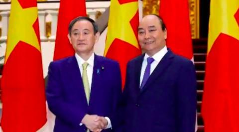 PM Jepang Sepakat Bantu Vietnam dengan Teknologi Militer