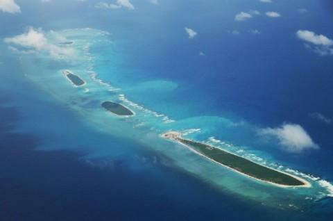 Filipina-Tiongkok Sepakati Eksplorasi Bersama Laut China Selatan