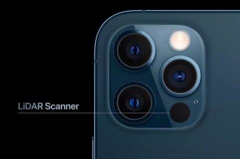 Teknologi LiDAR Unggulan iPhone 12 Tidak hanya di Ponsel