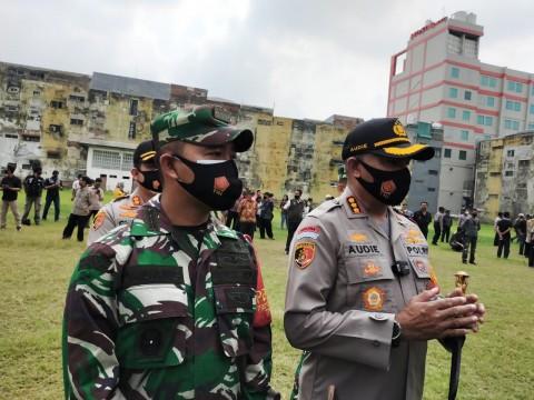 TNI-Polri Gandeng RT-RW Cegah Demo Anarkistis