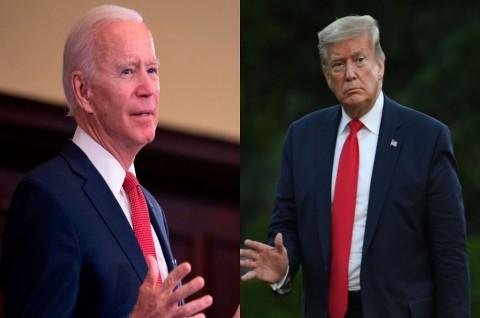 Kubu Trump dan Biden Saling Serang soal Topik Debat Terakhir