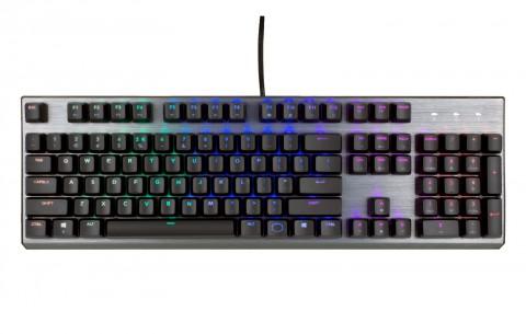 Cooler Master Rilis Keyboard Gaming Mekanikal Terjangkau, CK350