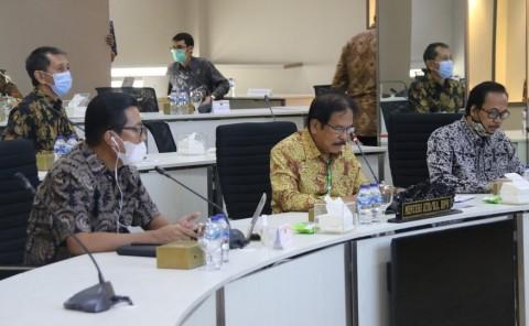 Kementerian ATR Susun RPP Cipta Kerja