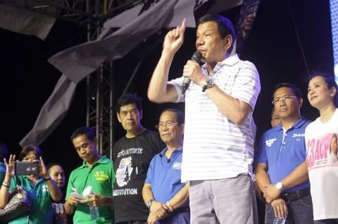 Duterte Siap Dipenjara atas Perang Narkoba di Filipina