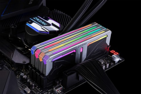 Zadak Spark RGB DDR4 Bawa Performa High-End Tampilan RGB