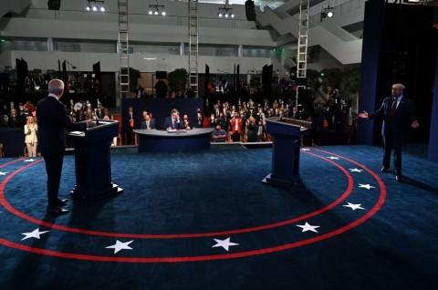 Trump Siap Ikuti Debat Meski Ada Aturan Mematikan Mikrofon