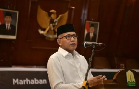DPRA Kantongi Keppres Pengangkatan Nova Jadi Gubernur Aceh Definitif