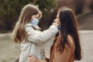 Ternyata Anak di bawah 2 Tahun tak Disarankan Pakai Masker