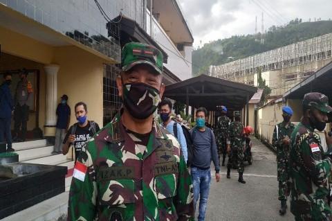 KKB Tembak Kendaraan Militer di  Pegunungan Bintang, 3 Anggota TNI Terluka