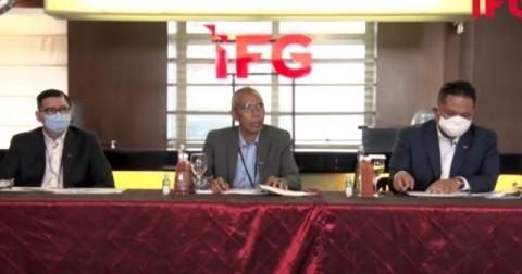 <i>New Brand</i> Holding BUMN, BPUI Berubah Menjadi IFG