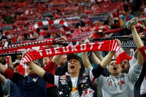 Leipzig Boleh Hadirkan Suporter saat Jamu Basaksehir