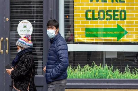 Irlandia Kembali Terapkan Lockdown Selama Enam Pekan