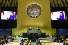 Kebijakan Luar Negeri Jokowi-Ma'ruf Tetap Upayakan Kemerdekaan Palestina