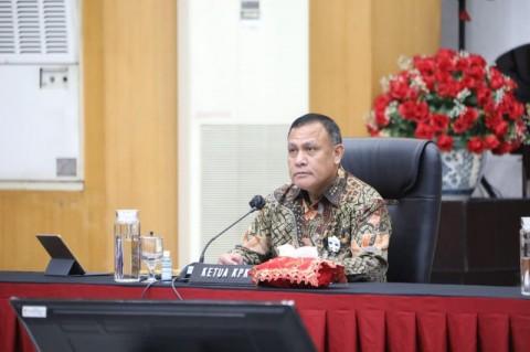 Ketua KPK Imbau Calon Kepala Daerah Tak Gadaikan Kekuasaan