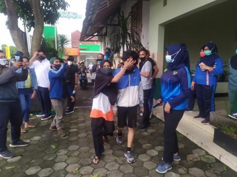 Seorang Pelajar Dijemput Paksa Ibunya saat Demo di Istana Bogor