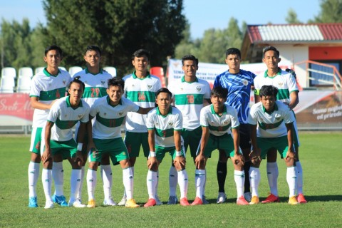 Timnas U-19 vs Hajduk Split: Garuda Nusantara Bantai 9 Pemain Tuan Rumah