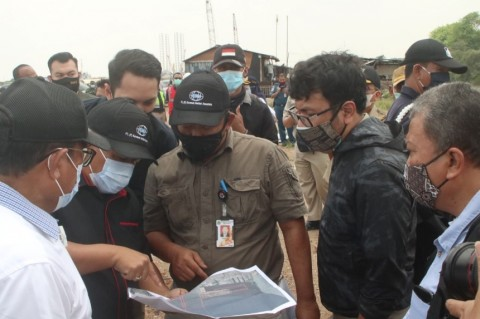 Pansus KBN DPRD DKI Temukan Fakta Baru di Pelabuhan Marunda