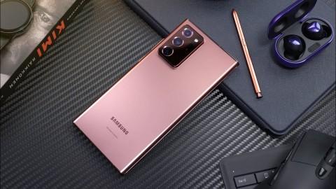 Baterai Galaxy Note20 Series Siap Tunjang Produktivitas