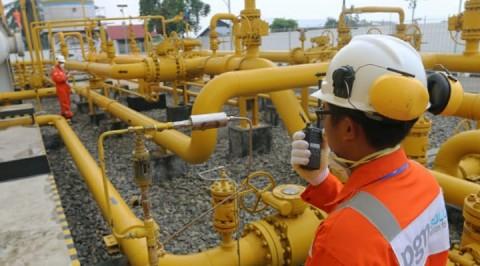 Ekonomi Mulai Pulih, Serapan Gas PGN Kembali Menggeliat