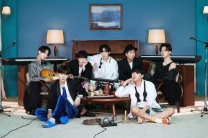 BTS Rilis Foto Konsep Pertama Album Terbaru