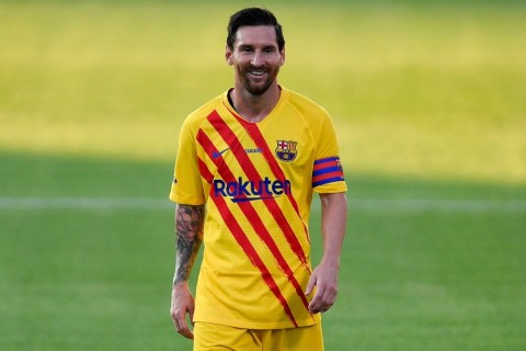 Eto'o Tunjuk Penerus Messi
