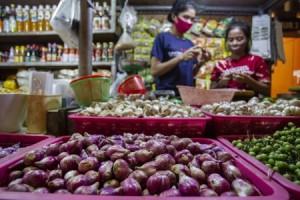 Penerapan Protokol Kesehatan di Pasar Hapus Stigma Negatif