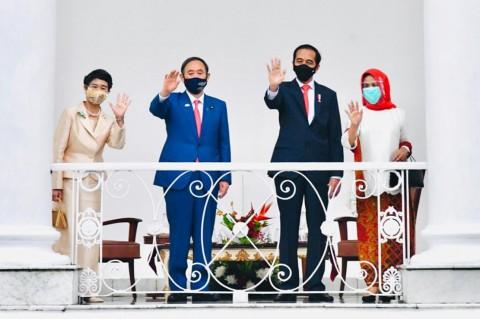 Jokowi Puji Kontribusi Jepang dalam ASEAN Covid-19 Response Fund