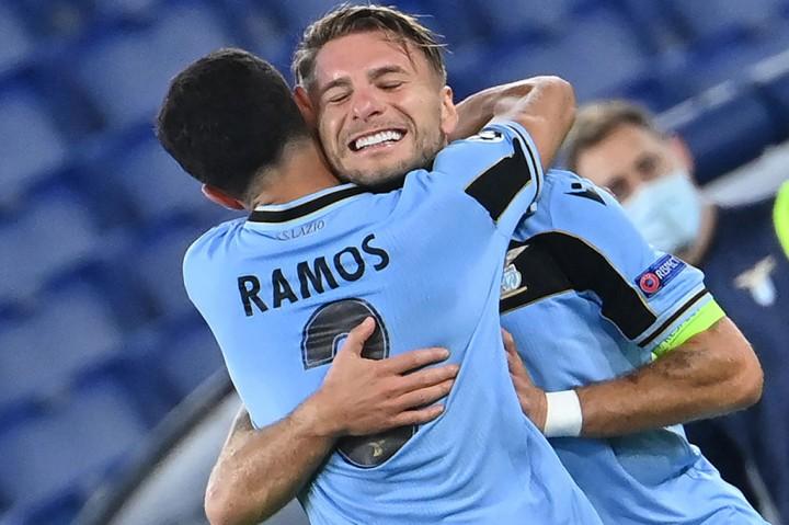 Lazio vs Dortmund: Si Elang Menang 3-1 atas Tamunya