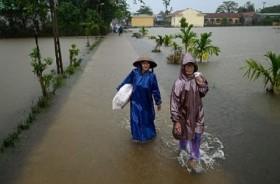 Banjir di Vietnam Tewaskan Lebih dari 100 Orang