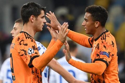 Dynamo Kiev vs Juventus: Brace Morata Bawa Si Nyonya Tua Raih 3 Poin