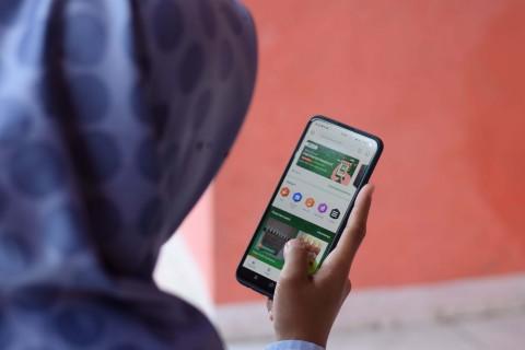 Aplikasi KESAN Sediakan Marketplace, Dukung UMKM Santri Go Digital