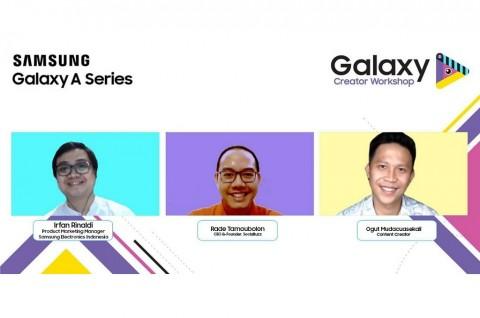 Samsung Ajak Pengguna Smartphone Galaxy Jadi Kreator Konten