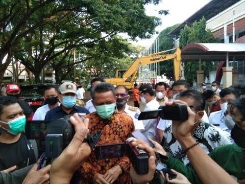 Stadion Mattoanging Makassar Mulai Dibenahi