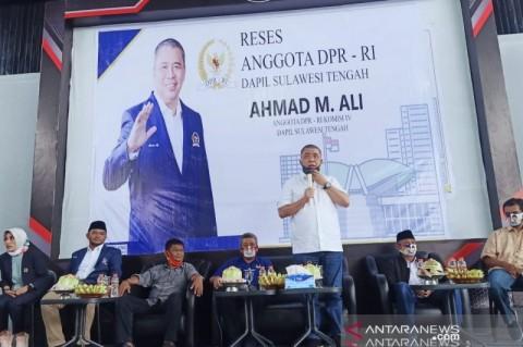 Legislator NasDem Serap Aspirasi Warga Daerah Tertinggal di Sulteng