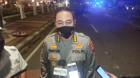 169 Pedemo Omnibus Law di Surabaya Bawa Miras dan Molotov