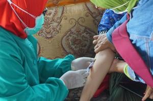 Belasan Warga Tangerang Terserang Cikungunya