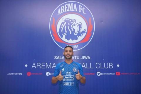 Arema FC Resmi Merekrut Playmaker Brasil Bruno Smith