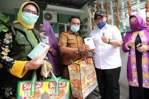 Banpres Dimanfaatkan Perempuan Produktif di Bekasi