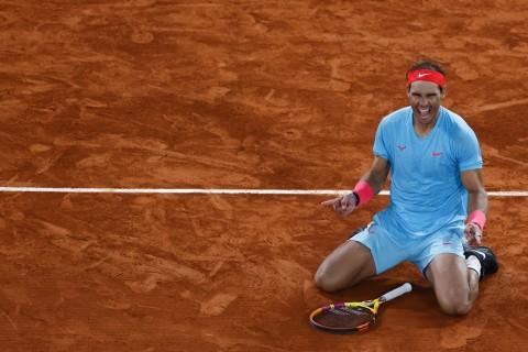 Rafael Nadal Konfirmasi Tampil di Paris Masters