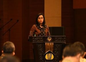 Sri Mulyani Ungkap Cara Pemerintah Hadapi Tantangan Teknologi Selama Pandemi