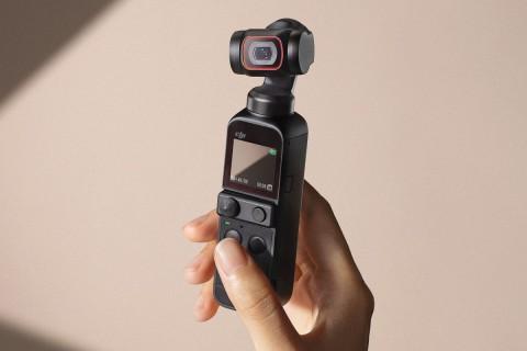 DJI Rilis Kamera Gimbal DJI Pocket 2