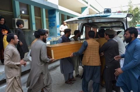Belasan Orang Tewas Terinjak-injak Dekat Konsulat Pakistan