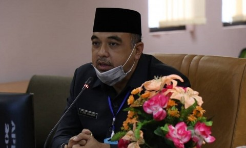 PSBB Kabupaten Tangerang Kembali Diperpanjang