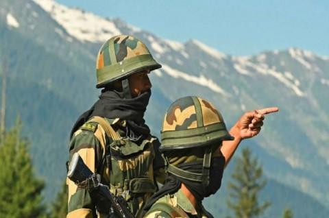 India Pulangkan Prajurit Tiongkok yang Lintasi Perbatasan