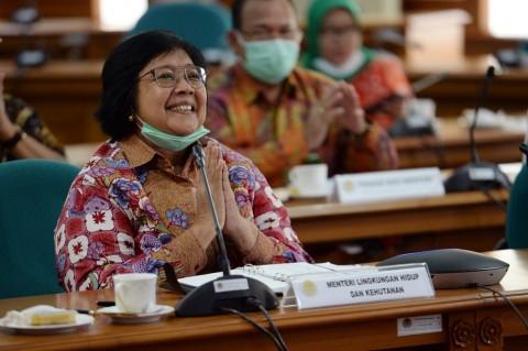 Siti Nurbaya Berjibaku Perbaiki Citra Indonesia Terkait Karhutla