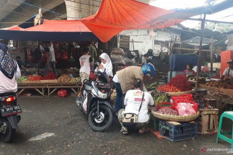 Pemkot Depok Siapkan Website untuk Lima Pasar Tradisiional