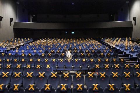 Sejumlah Bioskop di Jakarta Kembali Dibuka Hari Ini
