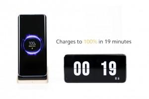 Xiaomi Kenalkan Teknologi Wireless Charging 80W